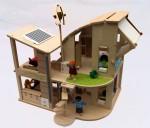 plan doll house